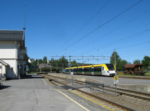 Kongsvinger station