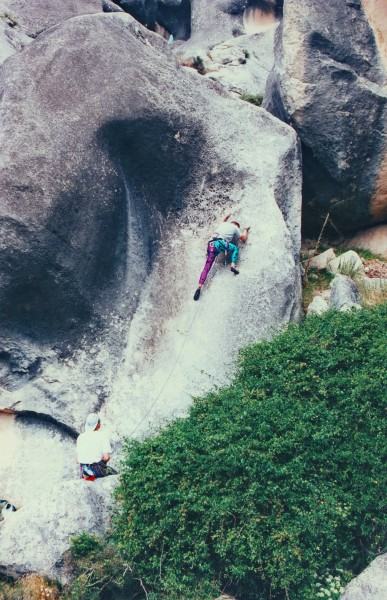 """Voila"" 20 or 5.10a. Early 90's."