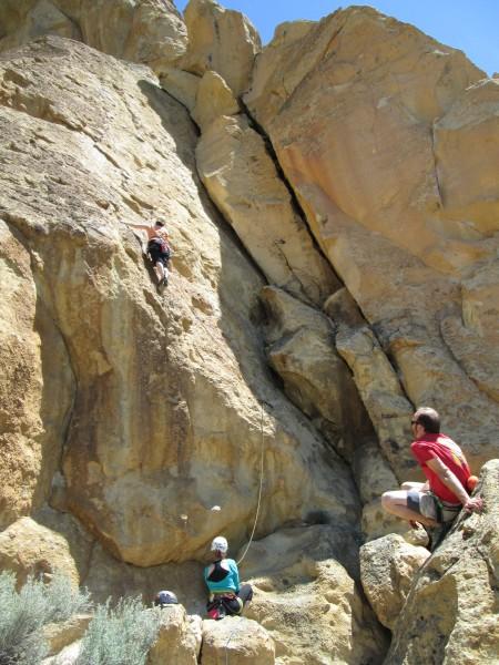 Round Here, Koala Rock, Smith Rock S.P.