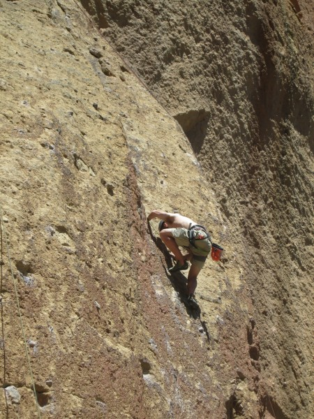 Dancer, The Christian Brothers, Smith Rock S.P.