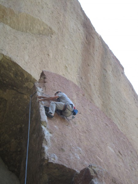 Tinker Toys, The Christian Brothers, Smith Rock S.P.