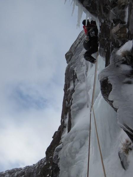 Crag's lead (2/1/14).