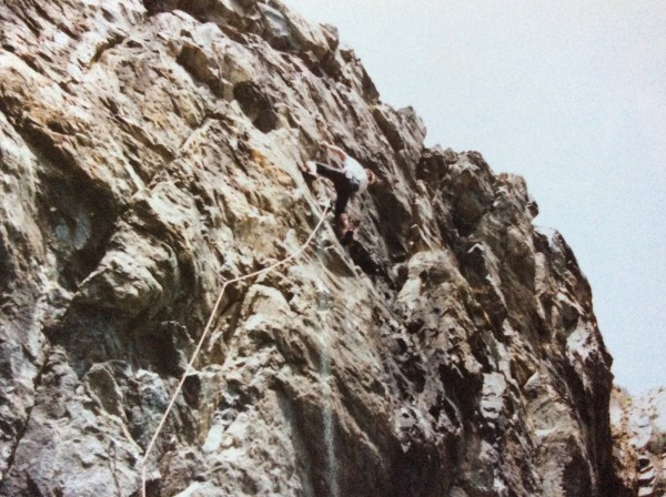 I think this is Atlantis in the main gorge early 90s
