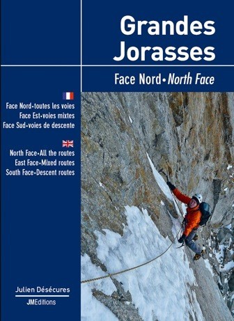 Grandes Jorasses - Face Nord, by Julien Desecures
