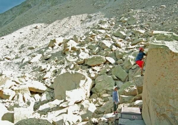 Safety Boulder