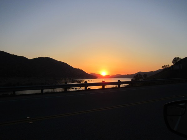 Lake Kaweah, Three Rivers, Ca.