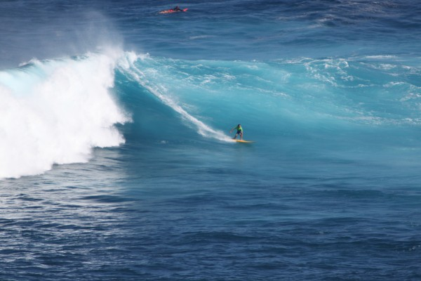 Left at Peahi 1/25/14 <br/>