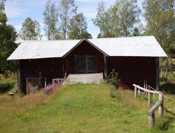 The old barn in Furuberget