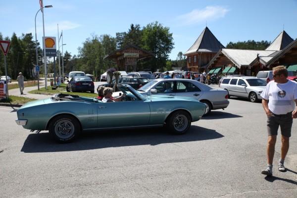 Pontiac Firebird - The sound man, the sound...