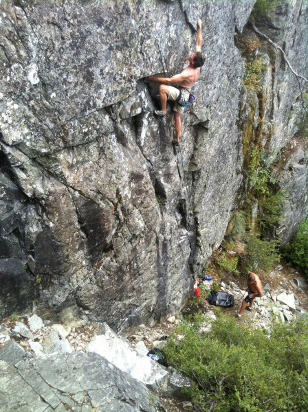 troy corliss and gary allan on super size me .11a, emeralds, ca.