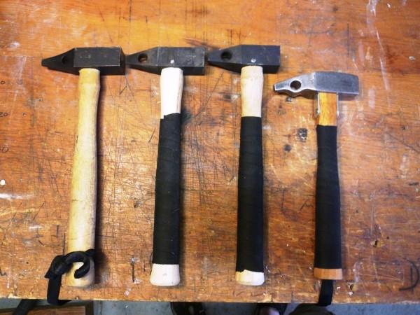 McDevitt, Banquo Hammer, DAMMERR, Yosemite hammer copy