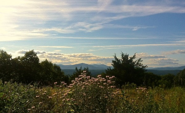 Catskills from the Crag Trail, Mohonk Preserve