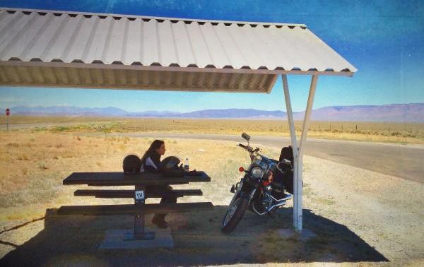 Hwy. 50 in Nevada
