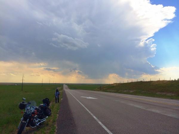 Rain in Nebraska