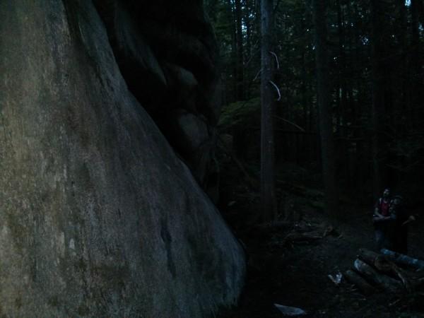 Big & Small @ down amongst the cedars
