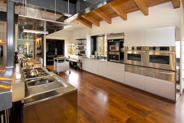 Kitchen (appliances Boffi, Milan)