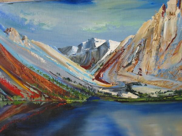 field study of Mt. Laurel's Sevanah Cliffs