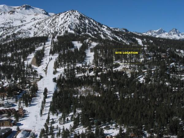 Mammoth Mountain Ski Area - Eagle Lodge Satellite Base (Chair 15&#...
