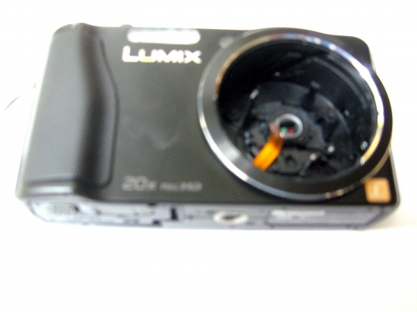 Lens?  What lens?