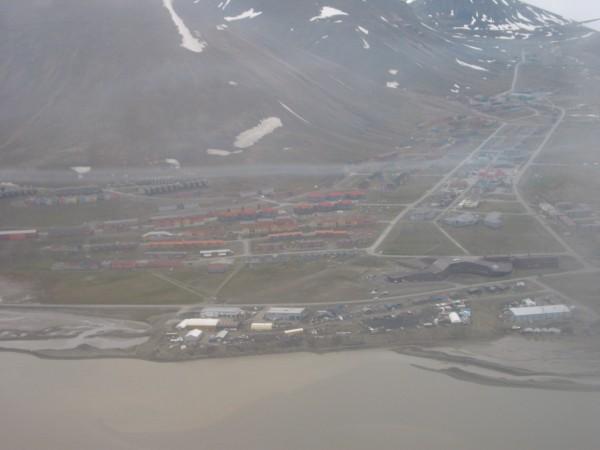 Longyearben, Spitsbergen