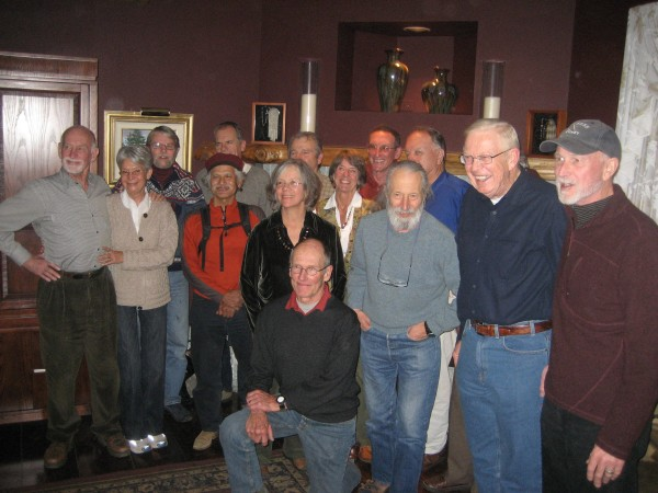 The Idyllwild Historical Society Evening, November 2011.