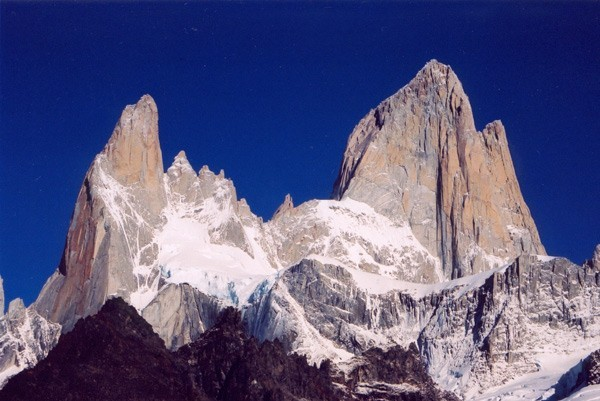 Famous Argentine peak