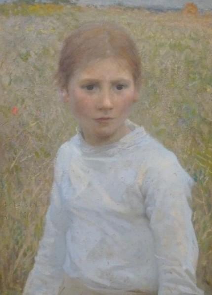 Clausen - Brown Eyes