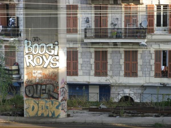 Boogi Roys Over Dam