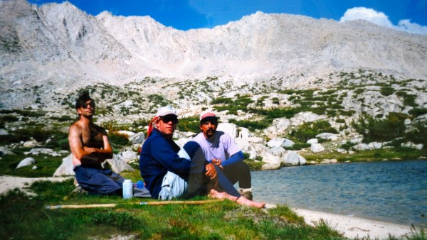 1994 Pioneer Basin, Timid, Barney Rubble, and DD
