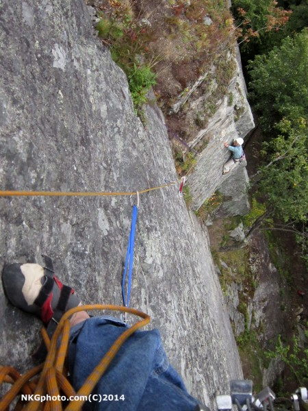 Jim Westgate follows the superb pitch Screaming Gasket Face 10a