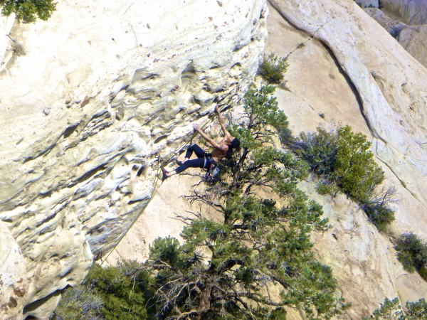 The Point 5.10d Devils Punchbowl