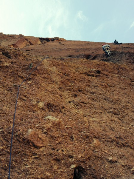 Lost in Space 3rd pitch, Smith Rocks