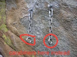 Sport Anchor Idea Supertopo Rock Climbing Discussion Topic