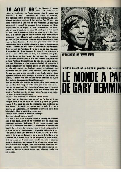 Elle magazine France 1966