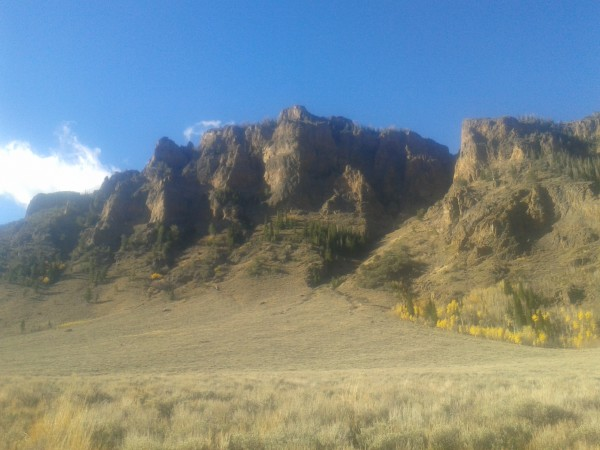 wildcat peak, near jarbidge