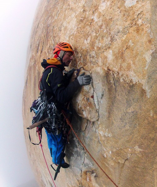 Great Trango Tower, Bushido