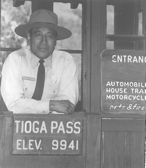 Ranger Ferdinand Castillo