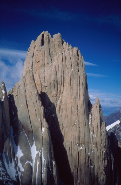North Face of Poincenot