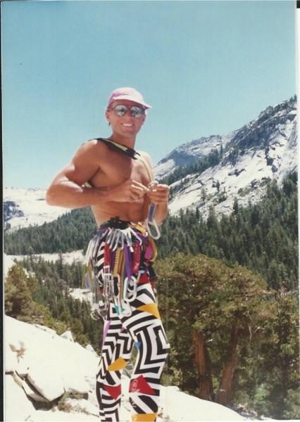 Jack Roberts, Tuolomne, circa 1986ish?