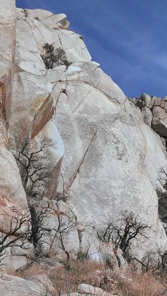 Falling Ross - Granite Mt, AZ