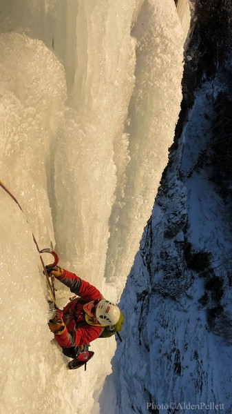 annother shot of the last pitch. photo By Alden Pellett