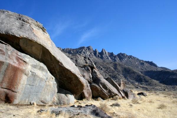 Purgatory Boulders