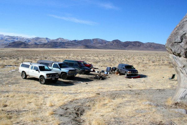 Purgatory parking/campsite