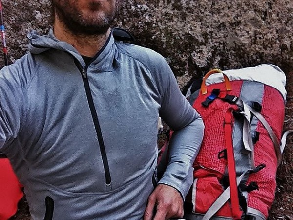 nothin' like new clothes: the new Power Wool top for testing