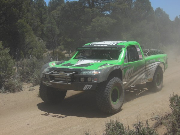2015 Baja 500, a few miles west of Cañón el Tajo.