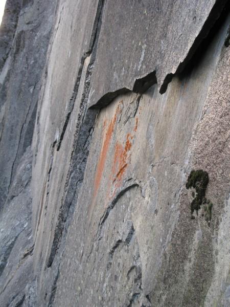 Beautifully textured granite