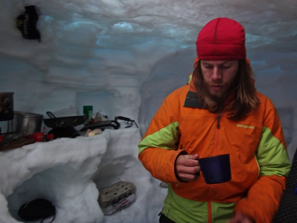 Brett Baekey contemplates tea, carbon-monoxide poisoning, and alpine s...