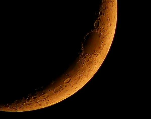 June 20, 2015 Moon shot ... Tom Evans
