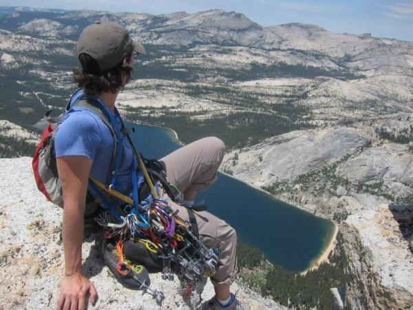 Great views, great climb