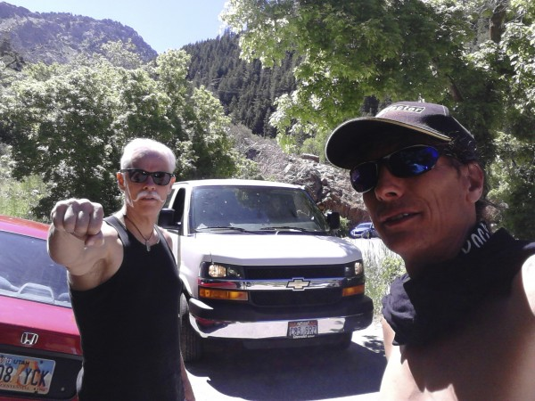 At the Pile AF Utah.